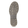 Béžové kožené dámske zimné čižmy weinbrenner, béžová, 596-2753 - 18
