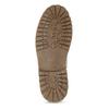 Kožená béžová pánska členková obuv weinbrenner, béžová, 896-8630 - 18