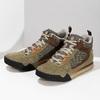 Pánska khaki kožená outdoorová obuv merrell, 803-7104 - 16