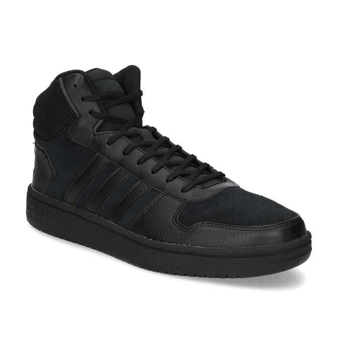 ccead47531d86 Adidas Pánske členkové tenisky čierne - Všetky topánky | Baťa.sk