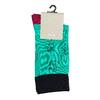 Unisex ponožky s vianočnými motívmi bata, zelená, 919-7775 - 13