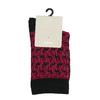 Unisex ponožky s vianočným motívom bata, červená, 919-5775 - 13