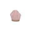 Ružové čipkované baleríny do špičky bata-red-label, ružová, 529-8643 - 15