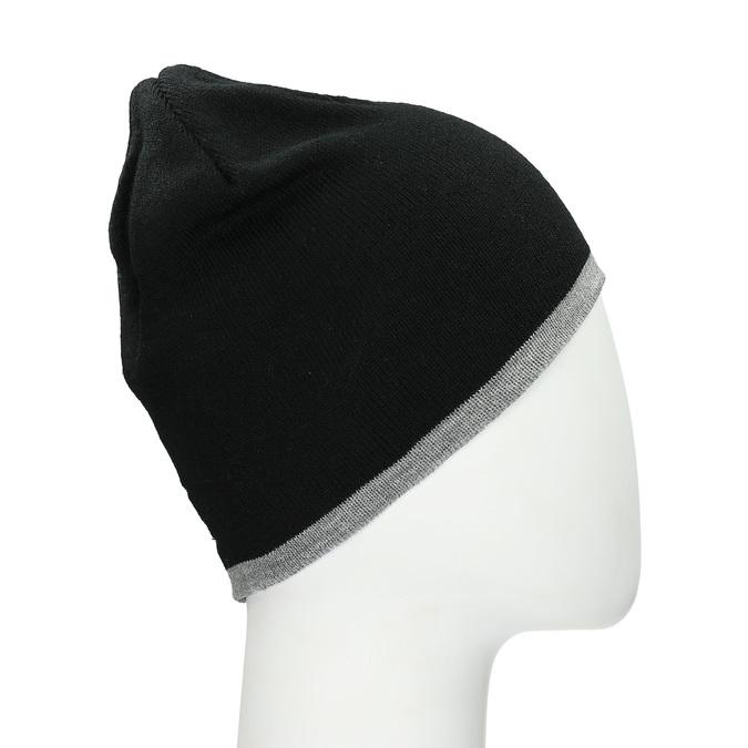 Sada šál a čiapka s prúžkom bata, viacfarebné, 909-0192 - 15