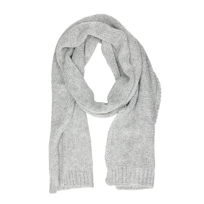 Sada pleteného šálu a čiapky bata, viacfarebné, 909-0141 - 16