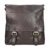 Pánska kožená taška bata, hnedá, 964-4234 - 17