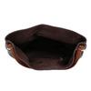 Dámska kožená Hobo kabelka bata, hnedá, 964-4236 - 15