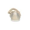 Zlaté detské baleríny s mašličkou mini-b, zlatá, 221-8125 - 15