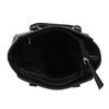 Čierna kabelka s vreckom s bodkami bata-red-label, čierna, 961-6946 - 15