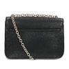 Čierna Crossbody kabelka s kovovými cvočkami bata, čierna, 961-6928 - 16