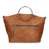 Hnedá dámska kabelka s kovovými rúčkami bata, hnedá, 961-3934 - 26