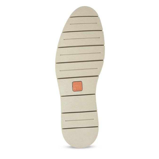 Kožená hnedá pánska Desert Boots obuv flexible, hnedá, 823-8636 - 18