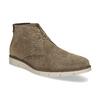Kožená hnedá pánska Desert Boots obuv flexible, hnedá, 823-8636 - 13