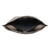 Dámska šedá kabelka s prešitím bata-red-label, šedá, 961-2958 - 15