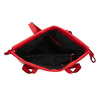 Červená kabelka v štýle Shopper Bag bata, červená, 961-5933 - 15