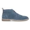Pánske kožené Desert Boots modré bata, modrá, 823-9655 - 19