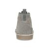 Pánske kožené Desert Boots šedé bata, šedá, 823-8655 - 15
