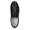 Čierne dámske ležérne tenisky bata-light, čierna, 521-6646 - 17