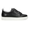 Čierne dámske ležérne tenisky bata-light, čierna, 521-6646 - 19