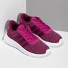 Detské ružové tenisky v športovom štýle adidas, ružová, 309-5209 - 26