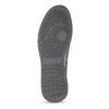 Pánske šedé úpletové slip-on tenisky bata-red-label, šedá, 839-2605 - 18