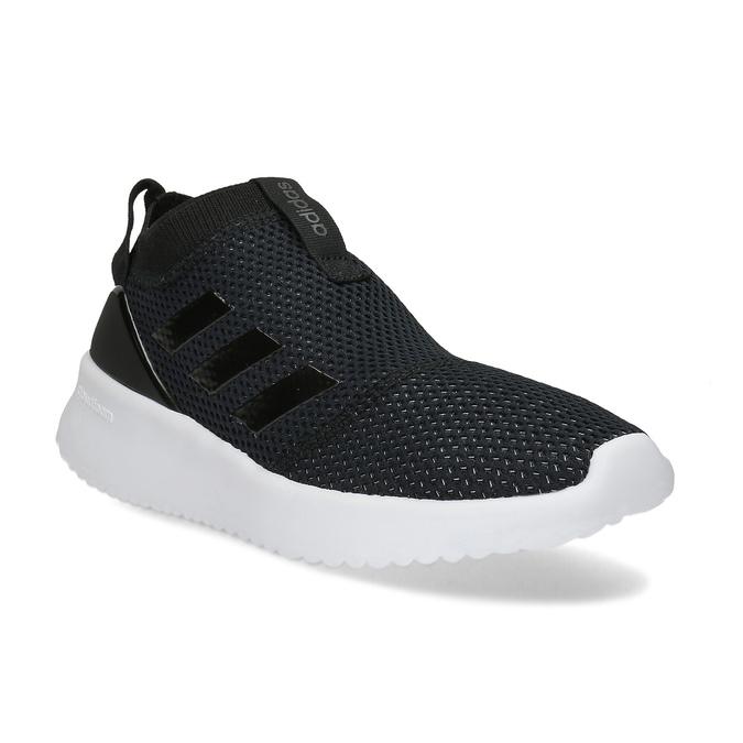 a172bb760904 Adidas Dámske čierne tenisky s výraznou podrážkou - Všetky topánky ...