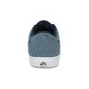 Modré pánske tenisky z brúsenej kože nike, modrá, 803-9106 - 15