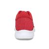 Červené pánske tenisky s bielou podrážkou nike, červená, 809-5100 - 15