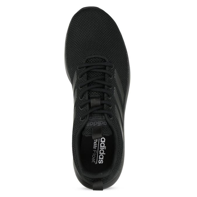 Čierne pánske tenisky v športovom štýle adidas, čierna, 809-6127 - 17