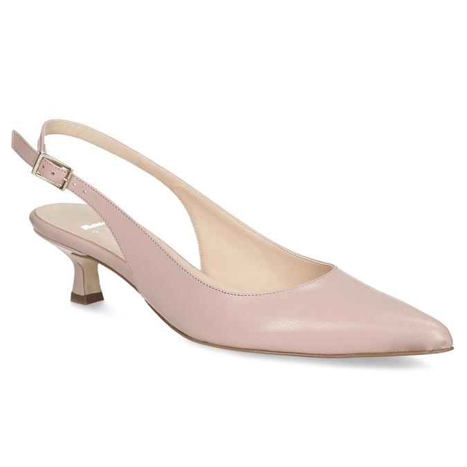 2b1f6b0a1920 Baťa Lodičky na nízkom podpätku nude - Všetky topánky