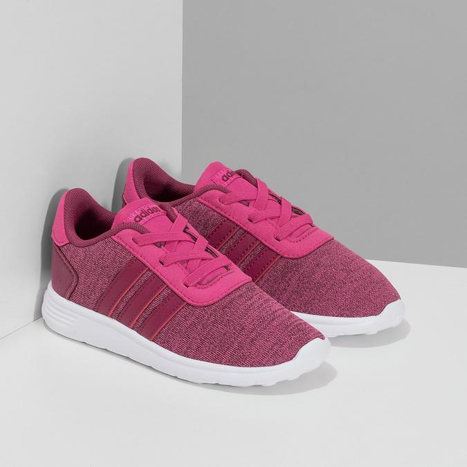 Detské ružové tenisky adidas, ružová, 109-5243 - 26