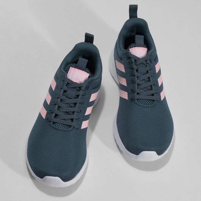 Tenisky dámske modré adidas, modrá, 509-6545 - 16
