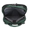 Veľký zelený cestovný batoh samsonite, zelená, 960-7066 - 15