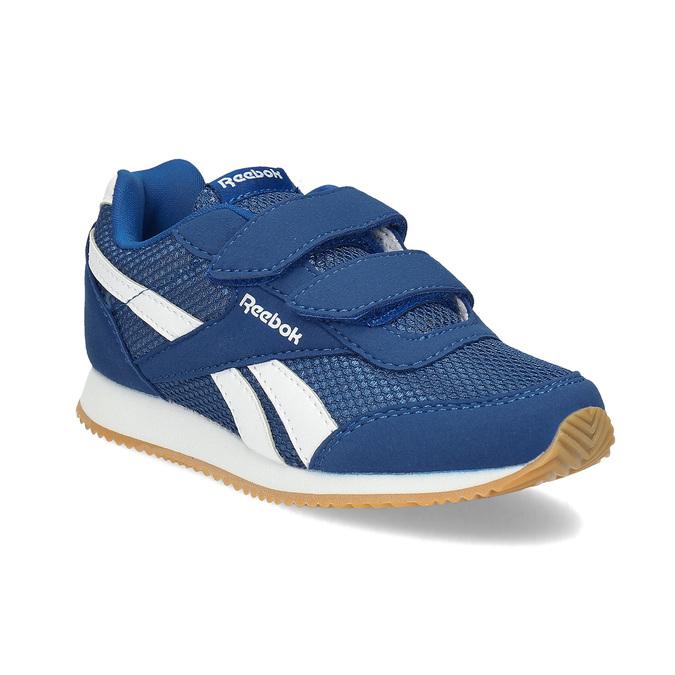 Chlapčenské tenisky na suchý zips reebok, modrá, 309-9196 - 13