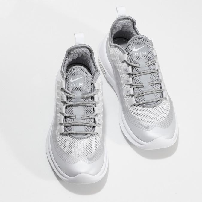 Dámske športové tenisky šedé nike, šedá, 509-2100 - 16