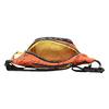 Šedá ľadvinka s oranžovým detailom bata-colours-of-ostrava, oranžová, 969-2706 - 15