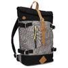 Šedý unisex batoh so vzorom bata-colours-of-ostrava, šedá, 969-2705 - 13