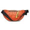 Šedá ľadvinka s oranžovým detailom bata-colours-of-ostrava, oranžová, 969-2706 - 16