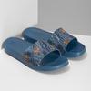 Modré pánske nazuváky so vzorom coqui, modrá, 872-9658 - 26
