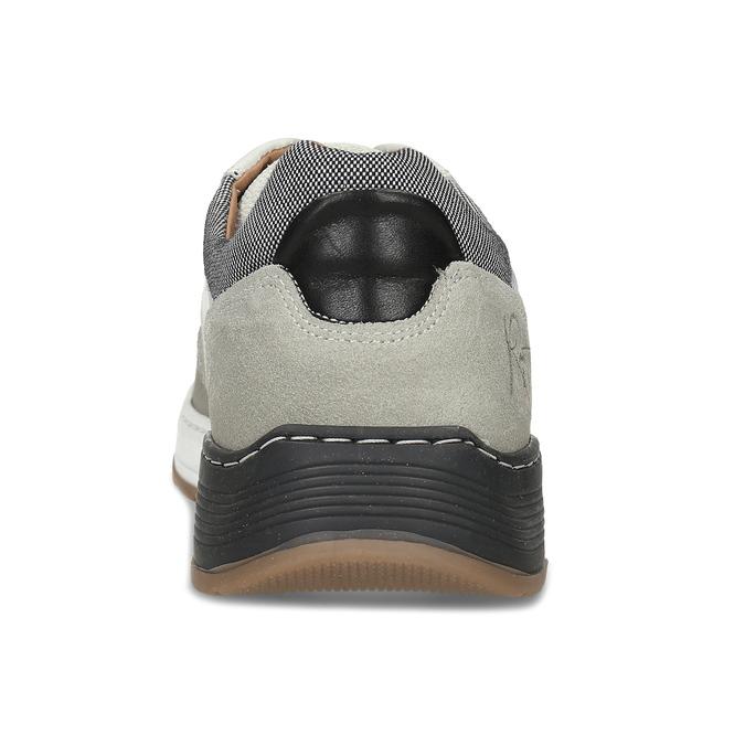 8461602 bata, šedá, 846-1602 - 15
