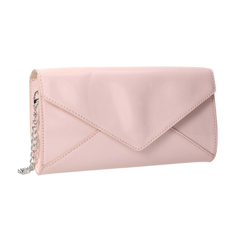 4c45d2ebda Bata Ružová listová kabelka - Malé kabelky