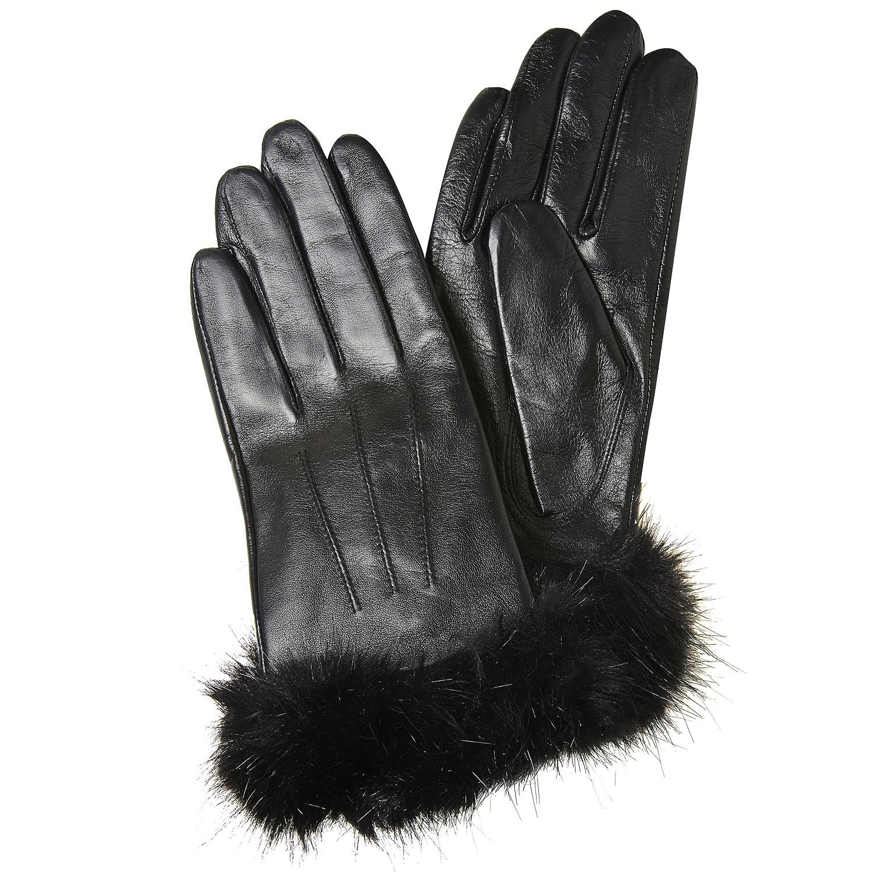 34d38b960 Kožené dámske rukavice bata, čierna, 904-6126 - 13