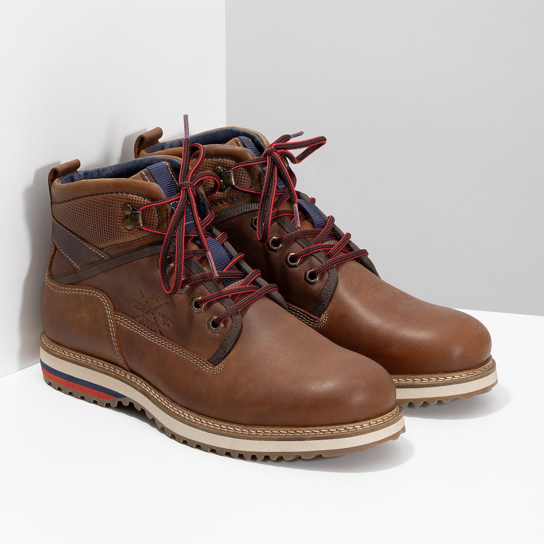 Baťa Členková pánska zimná obuv - Všetky topánky  ce553b09daa
