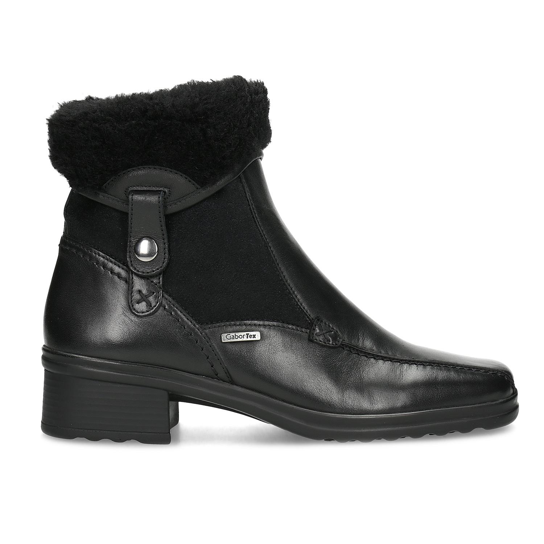 Gabor Dámska zimná obuv - Bez podpätku  0e3ea584ef
