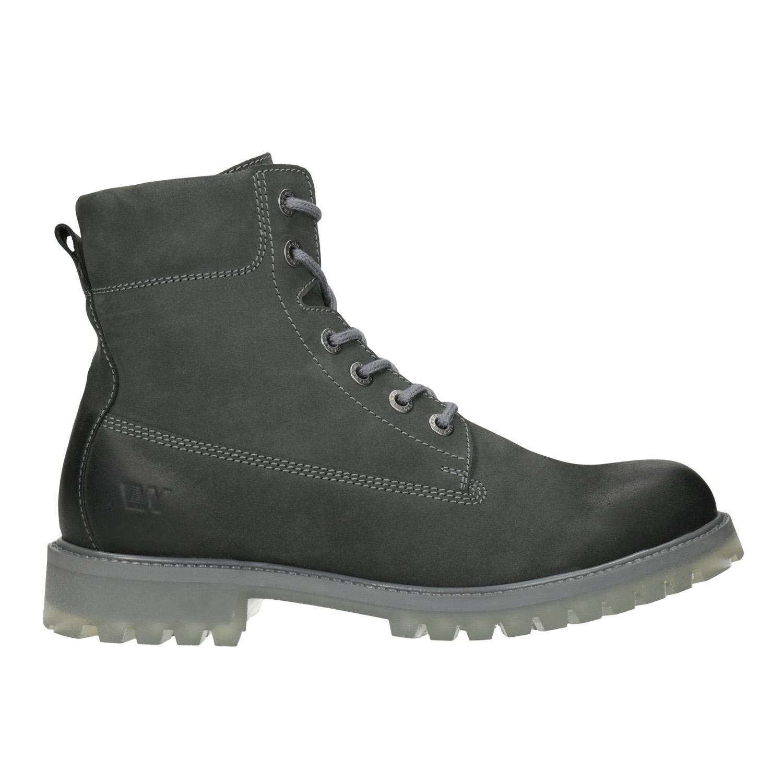 Weinbrenner Pánska kožená obuv s výraznou podrážkou - Zľavy  fd2268f902b