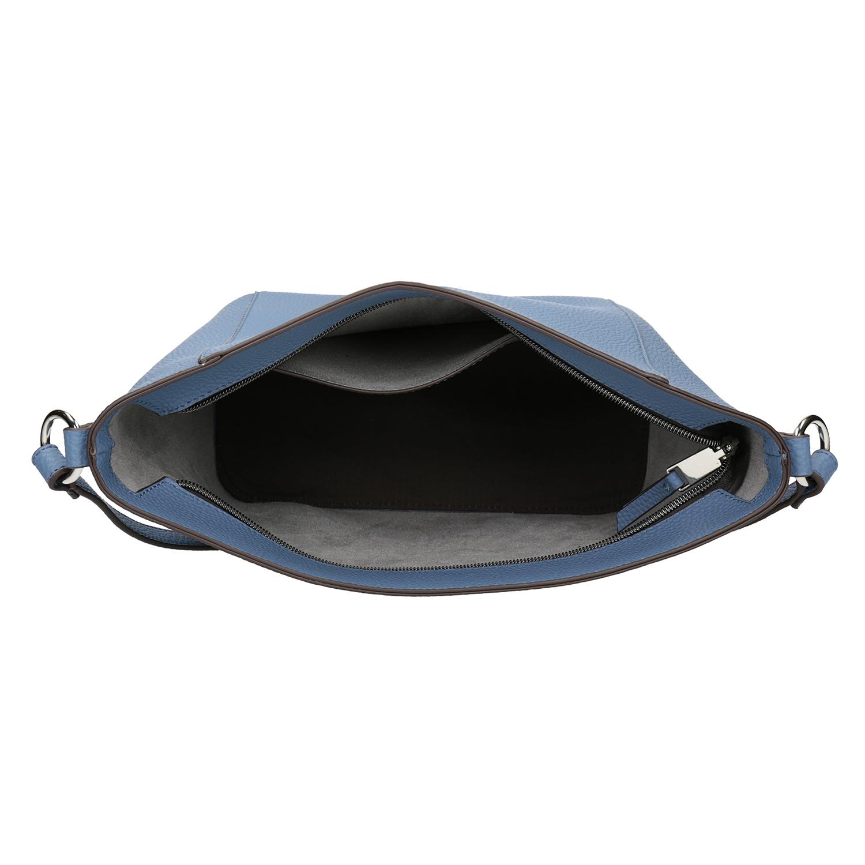 fd18654842 Baťa Modrá dámska Crossbody kabelka - Stredné kabelky