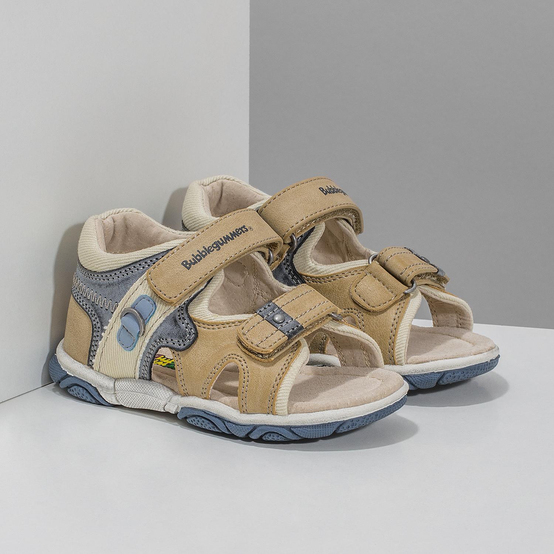42d3b08d3 ... Detské sandále na suchý zips bubblegummers, hnedá, 161-3606 - 26 ...