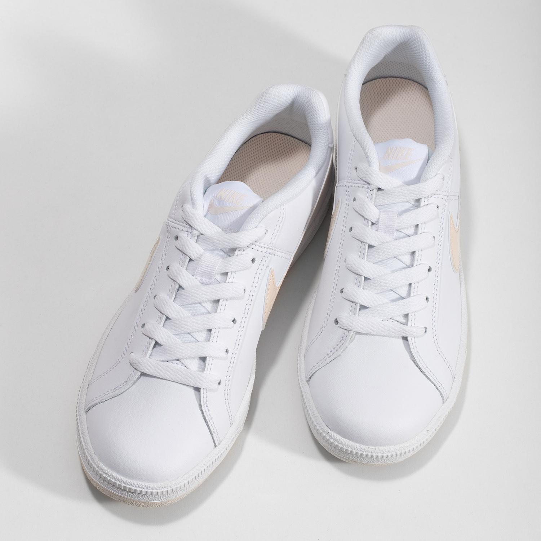 Nike Dámske biele ležérne tenisky - Nike  829e34a4f93