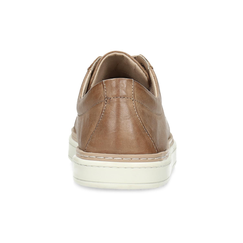 dbe5eac96 ... Dámske hnedé kožené tenisky bata, hnedá, 544-3601 - 15 ...