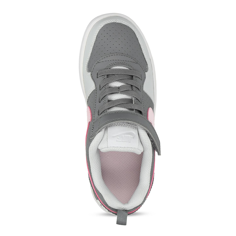 c1ec7f8211fd9 Nike Detské šedé športové tenisky - Všetky dievčenské topánky | Baťa.sk
